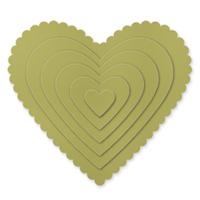 Hearts Framelits