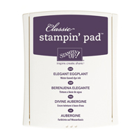 Elegant Eggplant Ink Pad