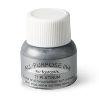 Platinum Shimmer Paint